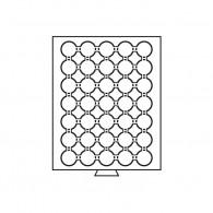 326819 - Münzbox 35 Fächer für CAPS 28 + CAPS 27