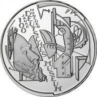 Gedenkmünze 10 Euro 2003 Deutsches Museum München
