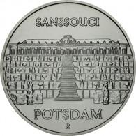 J.1609 - DDR 5 Mark 1986 - Sanssouci Potsdam