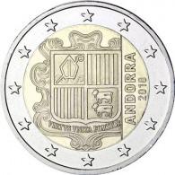 2 Euro Muenzen aus Andorra online bestellen 2018