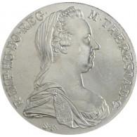 Oesterreich 1 Taler 1780  Maria Theresien Taler