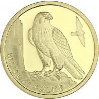 Goldmünzen 20 Euro Heimische Vögel Wanderfalke Uhu Pirol Nachtigall