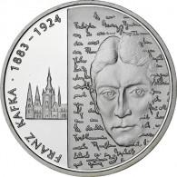 Gedenkmünze 10 Euro 2008 PP - Franz Kafka