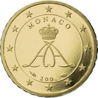 Monaco 10 Cent 2013
