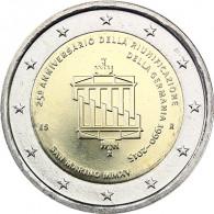 2 Euro Muenzen San Marino 2015 Einheit