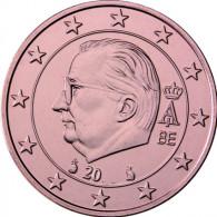 Belgien 2 Cent 2011 König Albert II