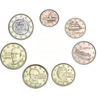 Griechenland 1,88 Euro Kursmünzen 2014