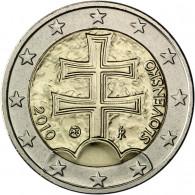 2 Euro Münze 2010