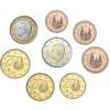 Spanien 3,88 Euro 2017 bfr. König Felipe 1 Cent - 2 Euro lose