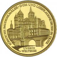 Deutschland 100 Euro 2009 stgl. Weltkulturerbe Trier Mzz. J