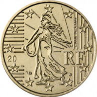 Frankreich 10 Cent 2004 bfr. Säerin