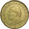 Euro Cent Kursmuenzen Vatikan Papst Franziskus Zubehör Münzkatalog kaufen