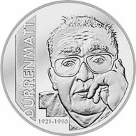 Schweiz-20-Franken-2021-Stgl-Friedrich-Dürrenmatt-I