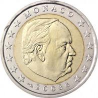 Monaco 2 Euro 2003 bfr. Fürst Rainier III. Grimaldi
