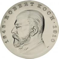 DDR 5 Mark 1968 Stgl. 125. Geburtstag von Robert Koch Sonderpreis