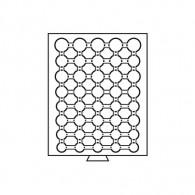 309885 - Münzbox für 5-Euro-Münzensätze in Kapseln - rauchfarbe