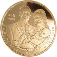 Luxemburg-250-Euro-2020-Geburt-von-Charles-I