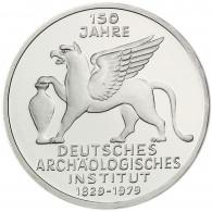 Deutschland 5 DM Silber 1979 Stgl. Archäologisches Institut