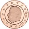 Belgien 5 Cent 1999 bfr. König Albert II.