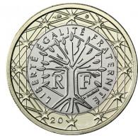 Frankreich 1 Euro 2005 bfr. Lebensbaum