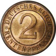J.307 2 Rentenpfennig 1923 - 1924