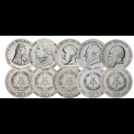 Erstprägungen-aus-feinstem-Silber