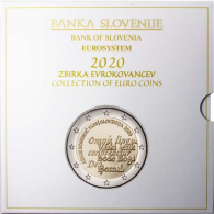 Slowenien-8,88-Euro-2020-Stgl-KMS-I
