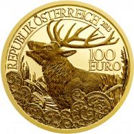 100 euro gold muenze Österreich
