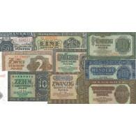 DDR - erste Banknoten 1948