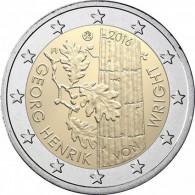 2 Euro Sondermünze Georg Henrik von Wright