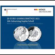 Deutschland-20-Euro-Silber-2021-PP-Sophie-Scholl-III