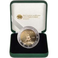 Osteraufstand 2 Euro Münze in PP