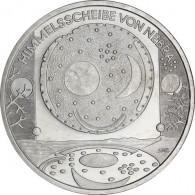 Gedenkmünze 10 Euro Silber 2008 Himmelsscheibe von Nebra