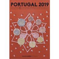 Portugal KMS 2019 - FDC - 3,88 Euro Nominal- bestellen bei Historia Hamburg Münzhandelshaus