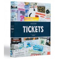 Album für Eintrittskarten und Tickets 357971 -  Album für 156 Eintrittskarten und Tickets  bestellen