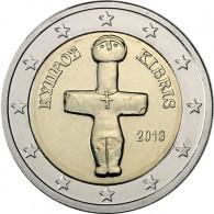 Zypern 2 Euro Kursmünze 2013  Idol von Pomos Sondermünzen Banknoten Zubehör Münzkatalog bestellen