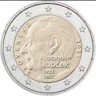 Slowakei-2-Euro-2021-Alexander-Dubcek-1