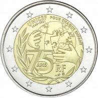 Frankreich-2-Euro-2021-75-Jahre-UNICEF-AV