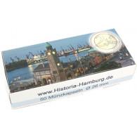 Kapseln für 2 Euro Münzen Zubehör