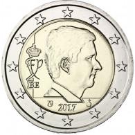 Belgien 2 Euro Kursmünze 2017 König Philippe