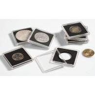 Zubehör 327634 - Münzkapseln QUADRUM 32,5 mm für Deutsche 10- und 20 Euro Gedenkmünzen
