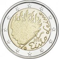 2 Euro Gedenkmünze Eino Leino