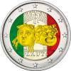 Plauto 2 Euro Münze in Farbe 2016