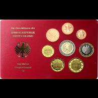 Deutschland 3,88 Euro 2003 PP Mzz. D I