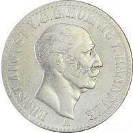 T.164 - Hannover 1 Taler 1842 - 1847 ss König Ernst August