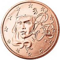Frankreich 5 Cent 2011 bfr. Marianne