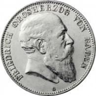J.33 Baden 5 Mark 1902 -1907 Friedrich I