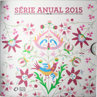 Portugal 3,88  Euro 2015 stgl. im Folder