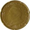Kursmünzen Vatikan 20 Cent 2003 Stgl. Papst Johannes Paul II Münzkatalog kostenlos -  Zubehör bestellen