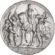 SilbermünzJ.110 Kaiserreich - Preußen  3 Mark 1913 100. Jahre Befreiungskriege - Der König rief  e